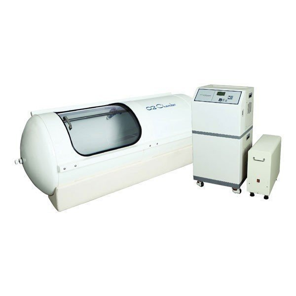 Hyperbaric oxygen chamber for Chambre hyperbare