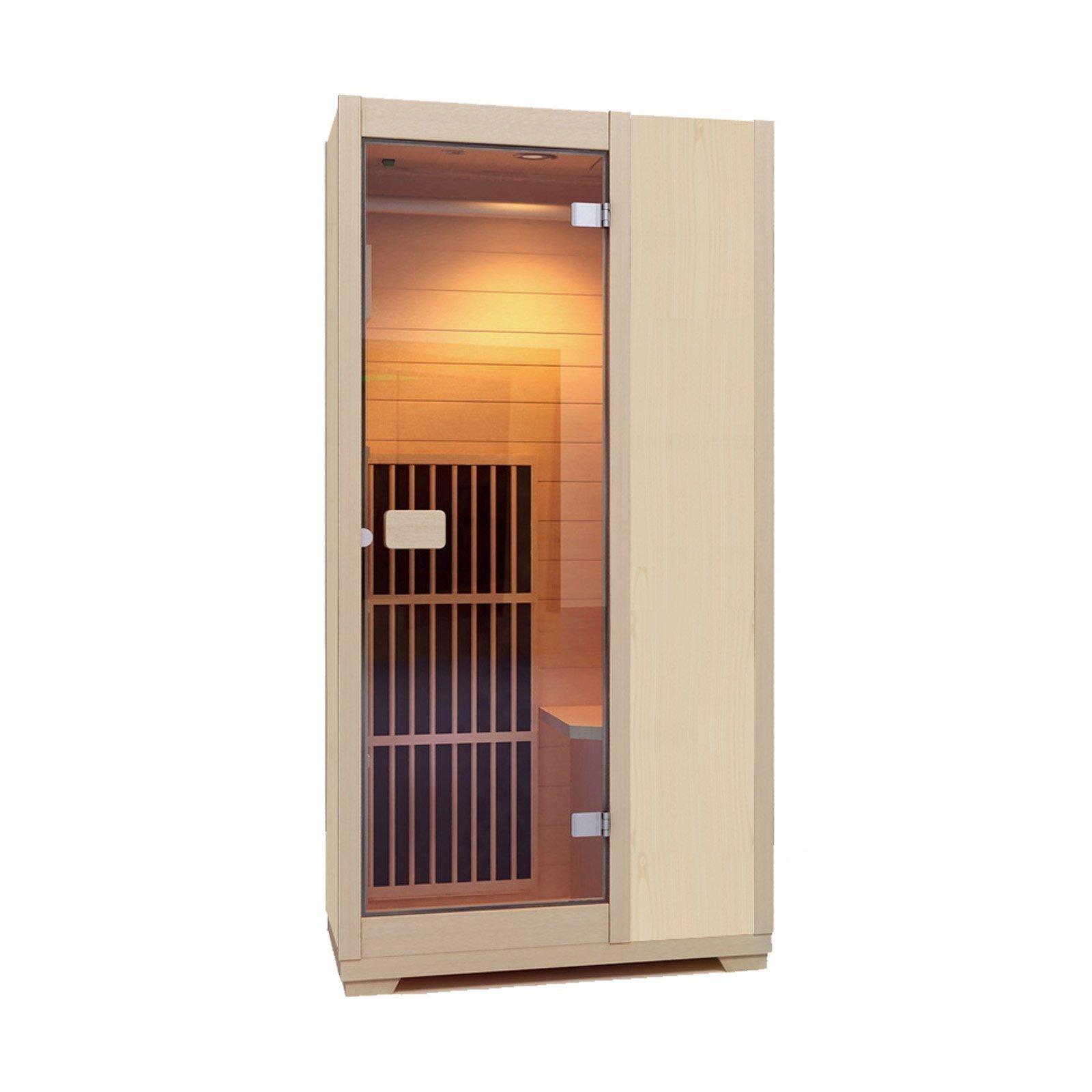 Sauna Infrarouge Zen 'Brighton' ZIV015