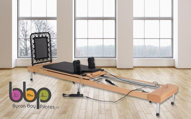 Foldable Pilates Reformer