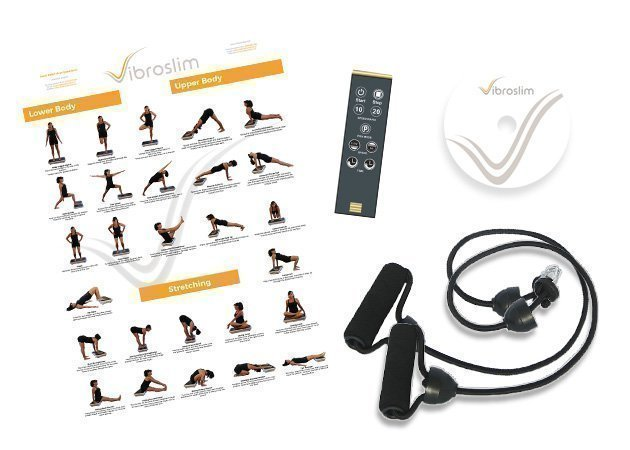 VibroSlim Ultra Pro Vibration Machine