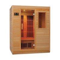 Sauna Infrarouge Zen 3 personnes