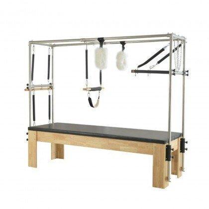 Pilates Cadillac avec Table de Trapèze Complète