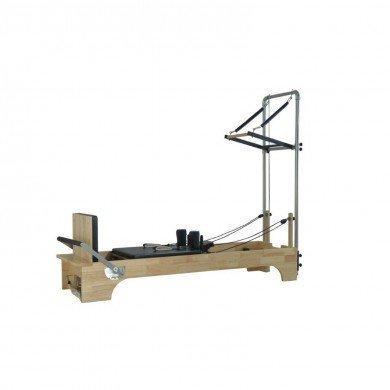 Pilates Reformer avec Table Demi Trapèze