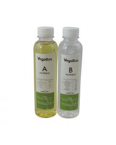 Soluzione liquida di nutrienti per VegeBox 300ml