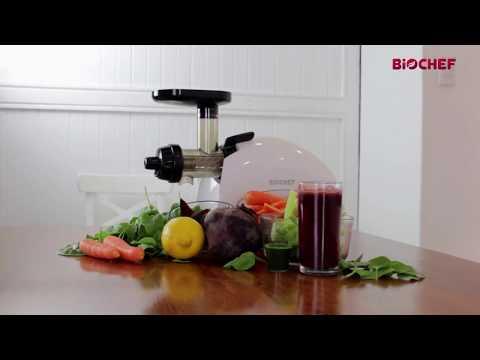 Extracteur de Jus BioChef Gemini Double Vis - Comment bien préparer son jus ?